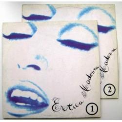 MADONNA - Erotica LP