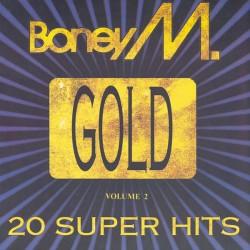 BONEY M - Gold (20 Super...