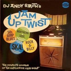 VARIOS - Jam Up Twist  LP