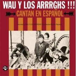 WAU Y LOS ARRRGHS - Cantan En Español LP