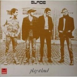 SLADE - Play It Loud LP