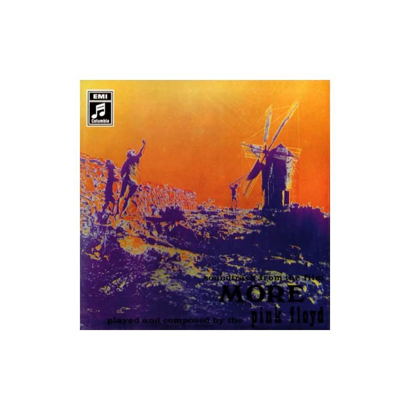 PINK FLOYD - More LP