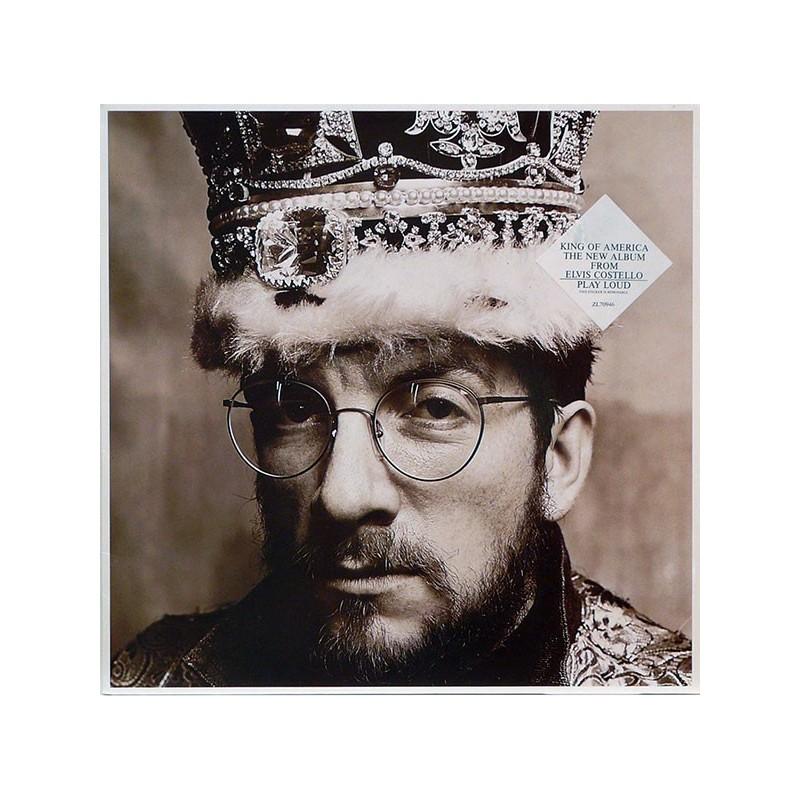 ELVIS COSTELLO - King Of America LP