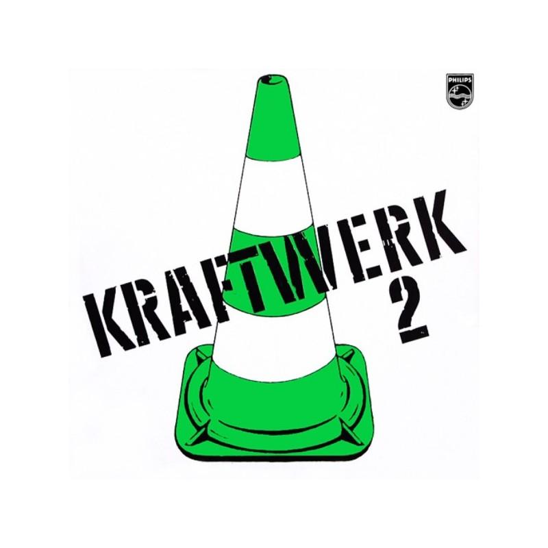 KRAFTWERK - 2 LP