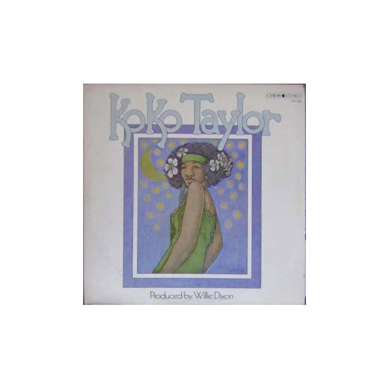 KOKO TAYLOR - Koko Taylor LP
