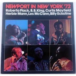VARIOS - Newport In New York '72 LP