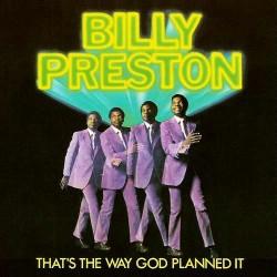 BILLY PRESTON  LP