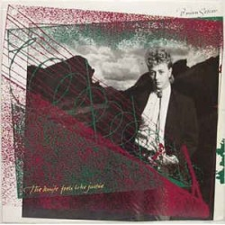 BRIAN SETZER - The Knife Feels Like Justice LP