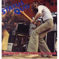 STATUS QUO - Dawn Of The Frantic Four  LP