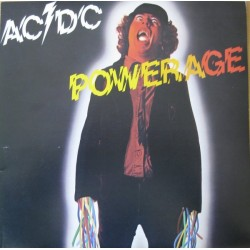 AC/DC -Powerage LP