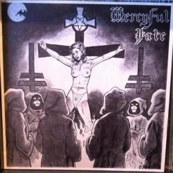 MERCYFUL FATE - Mercyful Fate M-LP