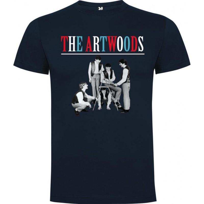 Camiseta The Artwoods