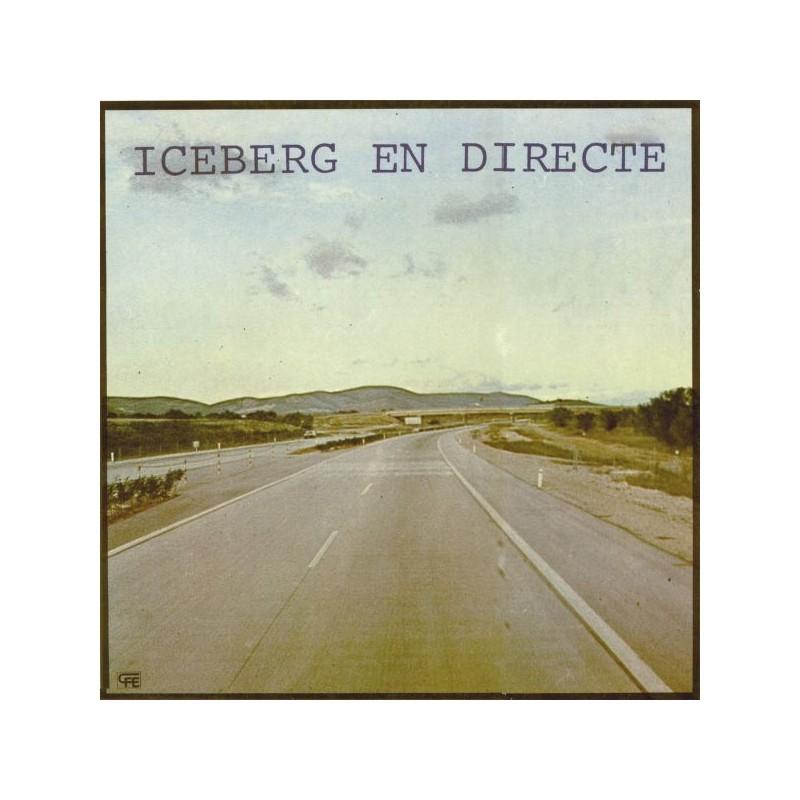 ICEBERG - En Directe LP