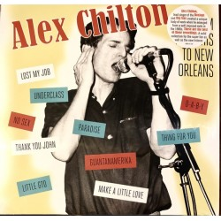 ALEX CHILTON - From Memphis To New Orleans LP