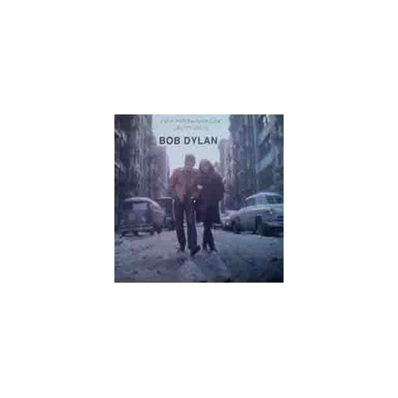 BOB DYLAN - The Freewheelin' Outtakes LP
