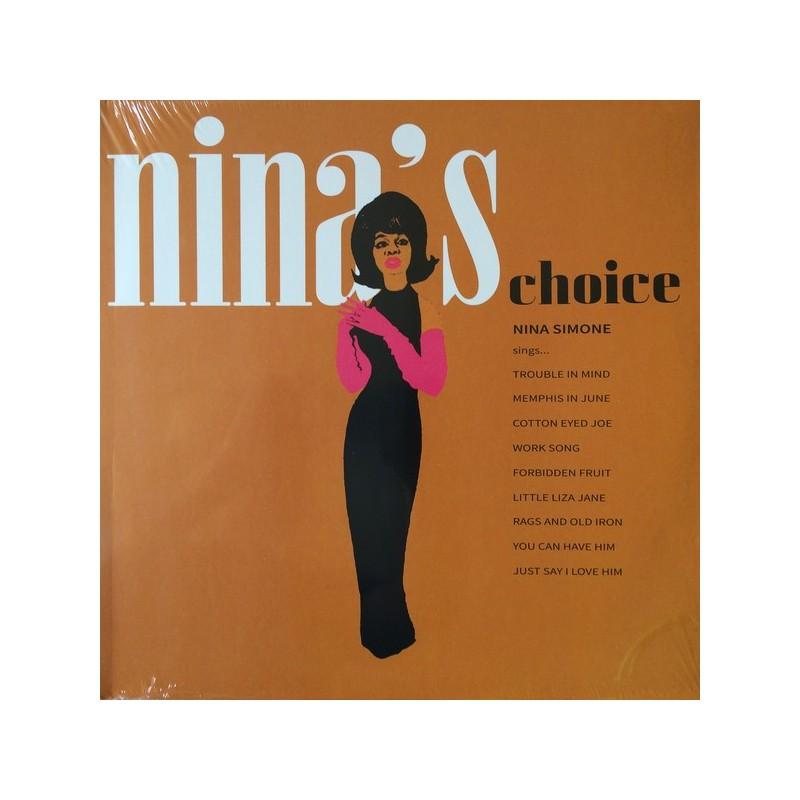 NINA SIMONE - Nina's Choice LP