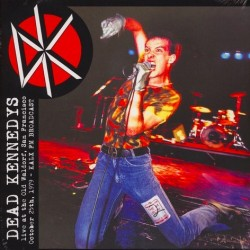 DEAD KENNEDYS - Live... The Old Waldorf 1979 LP