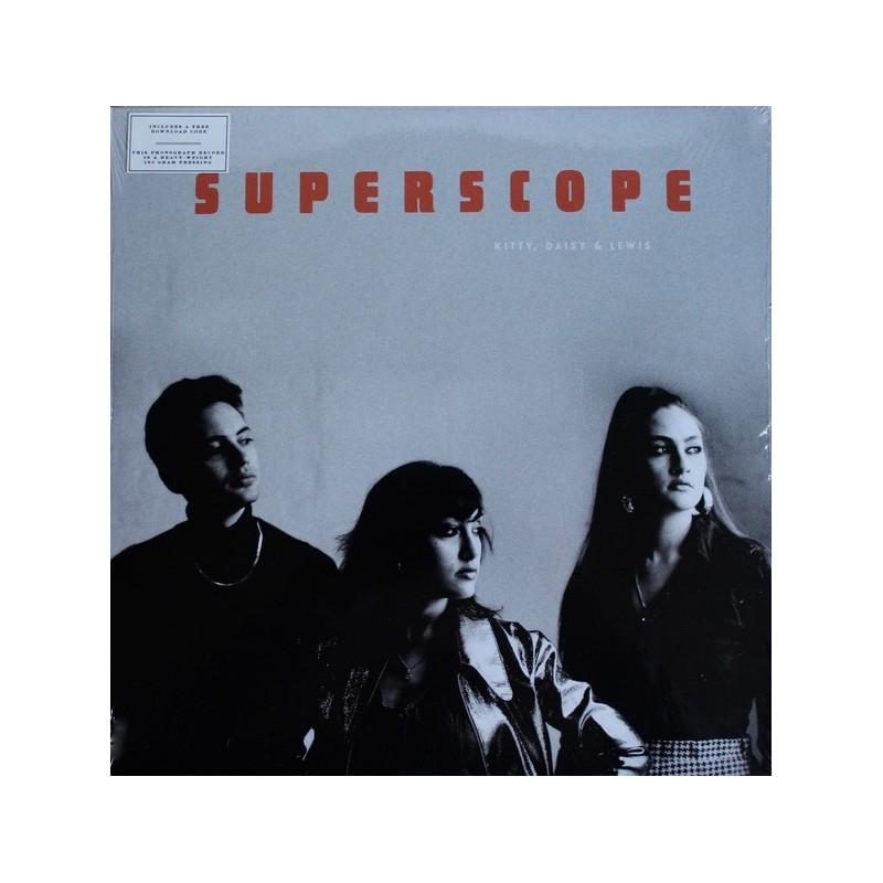 KITTY, DAISY & LEWIS - Superscope LP