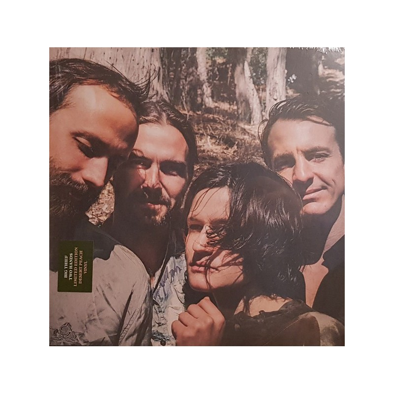 BIG THIEF - Two Hands CD