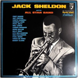 JACK SHELDON - And His All Stars Band LP