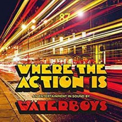 WATERBOYS - Where The Action Is CD