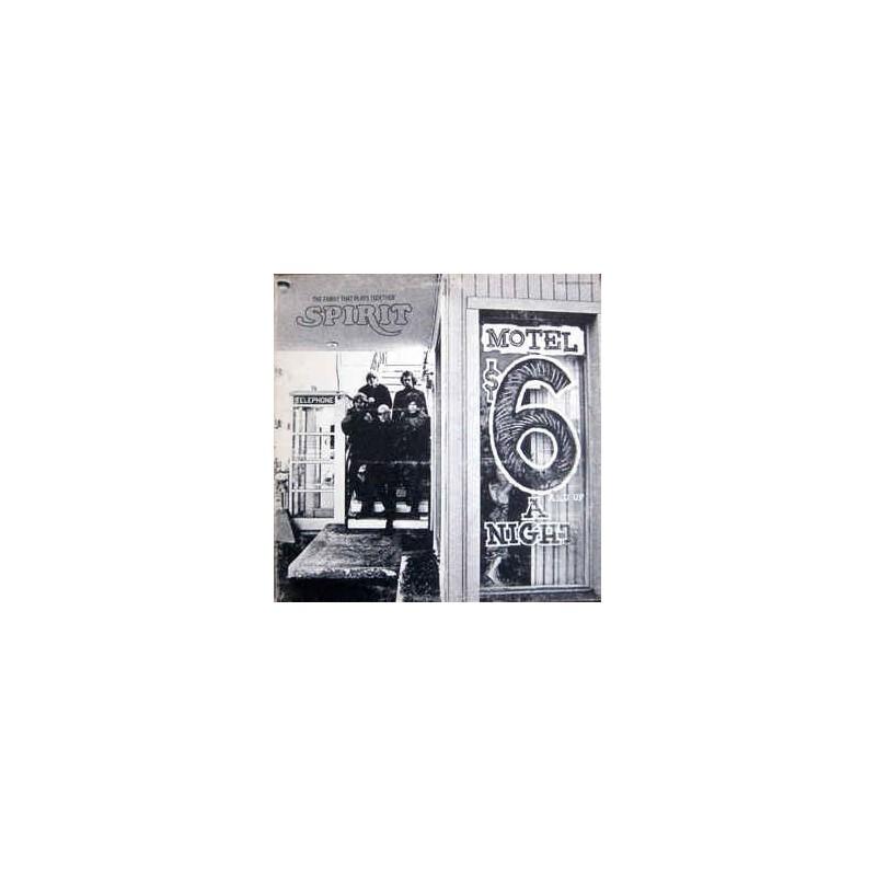 SPIRIT - Twelve Dreams Of Dr. Sardonicus LP (Original)