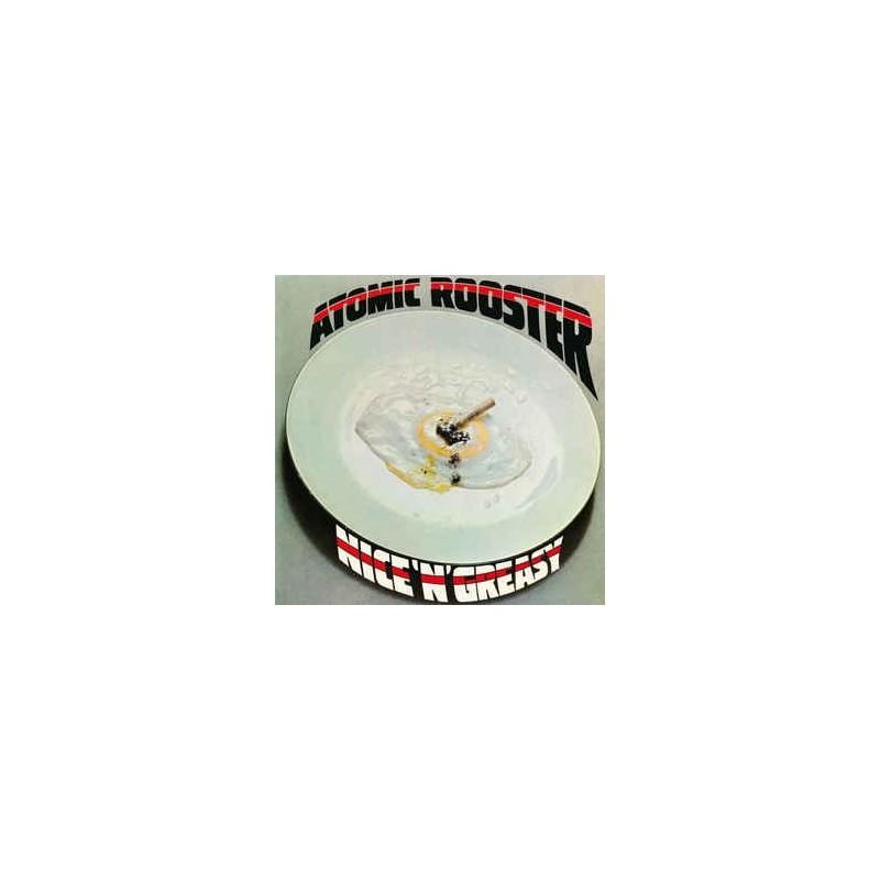 ATOMIC ROOSTER - Nice 'N' Greasy LP
