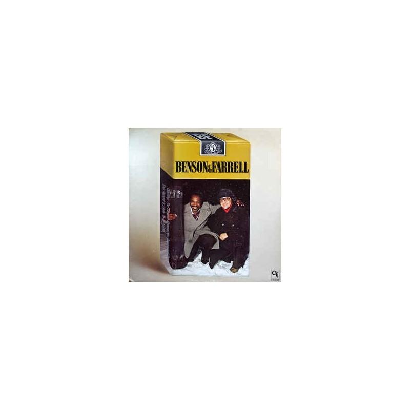 GEORGE BENSON & JOE FARRELL - Benson & Farrell LP