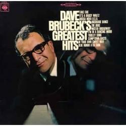DAVE BRUBECK - Greatest Hits