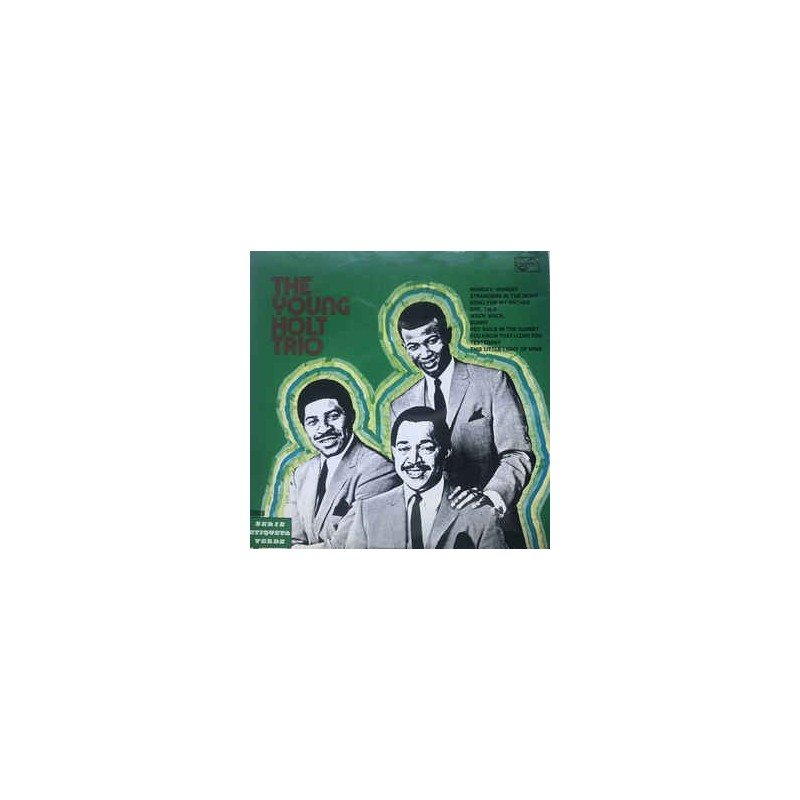 YOUNG HOLT TRIO - Young Holt Trio