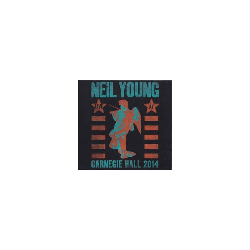 NEIL YOUNG - Carnegie Hall 2014