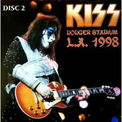 KISS - Dodger Stadium L.A. 1998