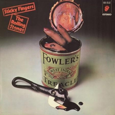 Rolling Stones – Sticky Fingers (Ed. española)