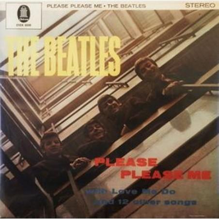 BEATLES – Please Please Me LP