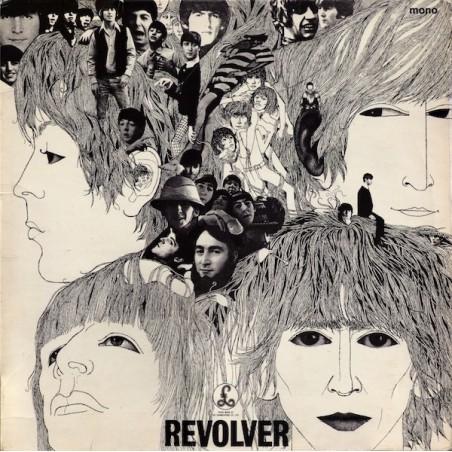 BEATLES – Revolver LP