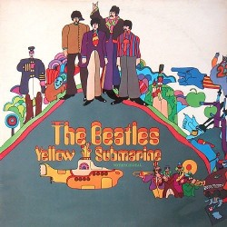 BEATLES – Yellow Submarine CD