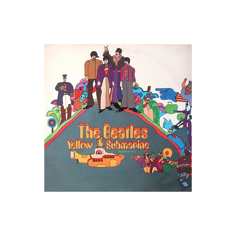 BEATLES – Yellow Submarine