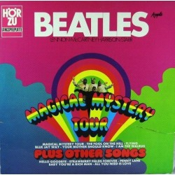 BEATLES – Magical Mystery Tour (Plus Other Songs) LP