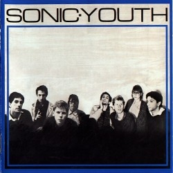 SONIC YOUTH ‎– Sonic Youth LP