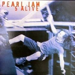 PEARL JAM - 5 Alive LP