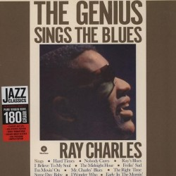 RAY CHARLES ‎– The Genius Sings The Blues LP
