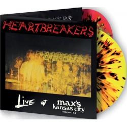HEARTBREAKERS – Live At Max's Kansas City Vol. 1 & 2 LP