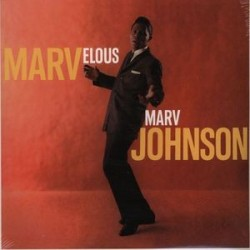 MARV JOHNSON ‎– Marvelous Marv Johnson LP