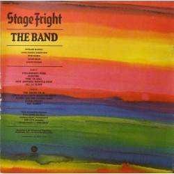 THE BAND - Stage Fright LP