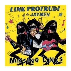 Link Protrudi And The Jaymen ‎– Missing Links