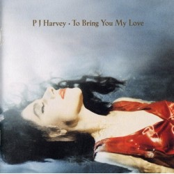 P.J. HARVEY - To Bring You My Love LP