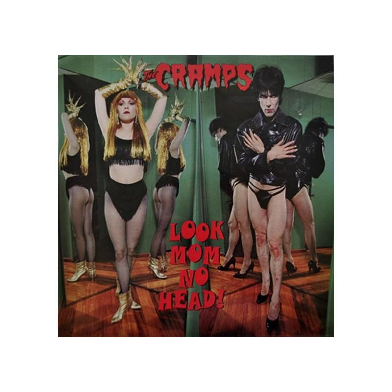 CRAMPS - Look Mom No Head! LP