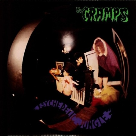 CRAMPS - Psychedelic Jungle LP