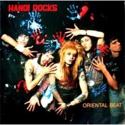 HANOI ROCKS - Oriental Beat LP