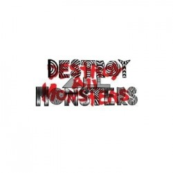 DESTROY ALL MONTERS – Destroy All Monsters (Anthology) LP